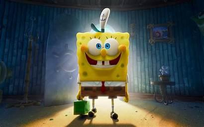 Spongebob Sponge Run Movie Resolution Wallpapers Movies