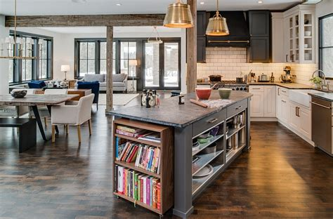amazing kitchen islands 10 amazing kitchen islands and counters that steal the show