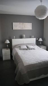 les 25 meilleures idees de la categorie chambre grise sur With modele de chambre peinte