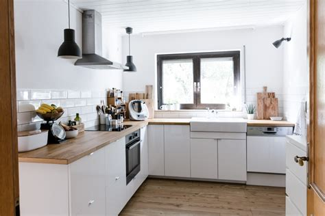 Weiße Küche Welche Wandfarbe by K 252 Che Eiche
