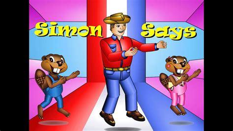 Simon Says - Kids English Pop Song - YouTube