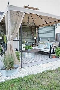 Beautiful, Backyard, Canopy, Ideas, For, Your, Backyard