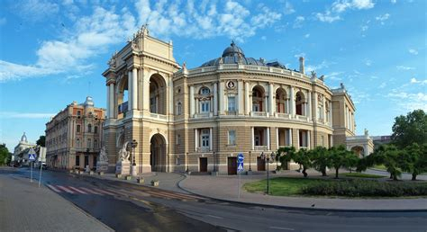 Odessa Opera and Ballet Theater - Wikipedia
