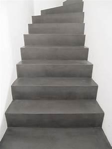 Beton Cire Treppe : beton unique beton cire betontreppe ~ Indierocktalk.com Haus und Dekorationen