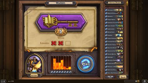 hearthstone how to build a arena deck tips prima