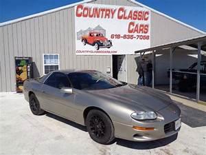 2001 Chevrolet Camaro For Sale  2249355