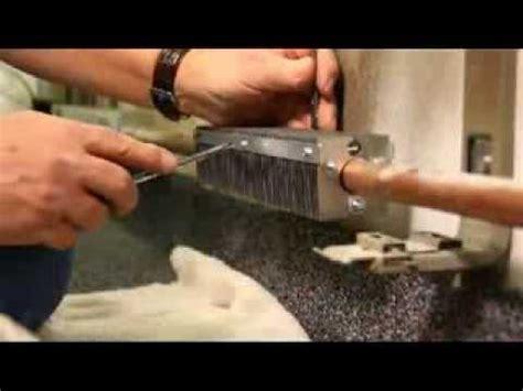 fin clamp baseboard fin add  youtube