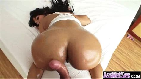 Anal Sex With Huge Ass Oiled Up Girl Rose Monroe Video