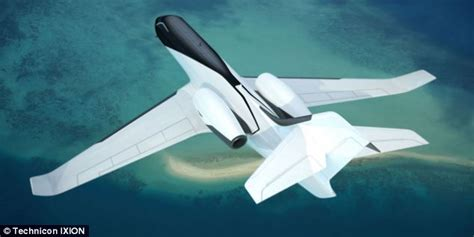 Flying Space Preis by Windowless Jet Beams Panoramic View Onto Cabin S