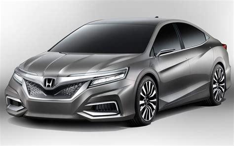 Honda Accord 2020 Redesign by 2020 Honda Accord Redesign Exterior Engine Interior