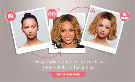 easyhairstyler virtual hairstyles virtual hairstylist