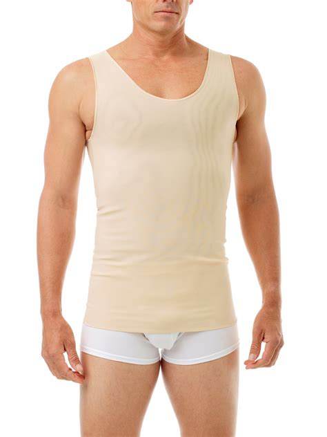 Ultimate Chest Binder Tank Best Mens Compression Top