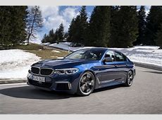 BMW M550i xDrive To Get Gasoline Particulate Filter In