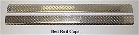 Plate Bed Rail Caps by Plate Bed Rail Caps 66 77 Broncograveyard