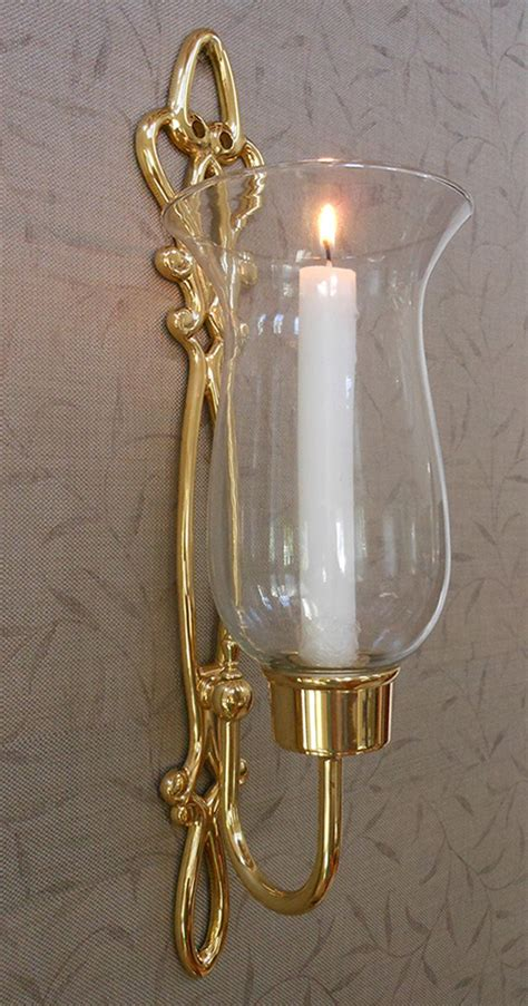 Candle Wall Sconces by Candle Sconces Hurricane Sconces And Candle Sconces