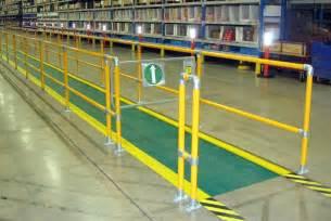 Warehouse Loading Dock Safety