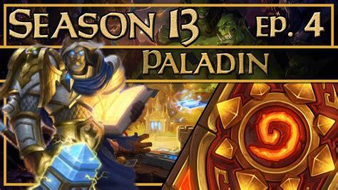 hearthstone kolento plays dragon paladin 4 youtube