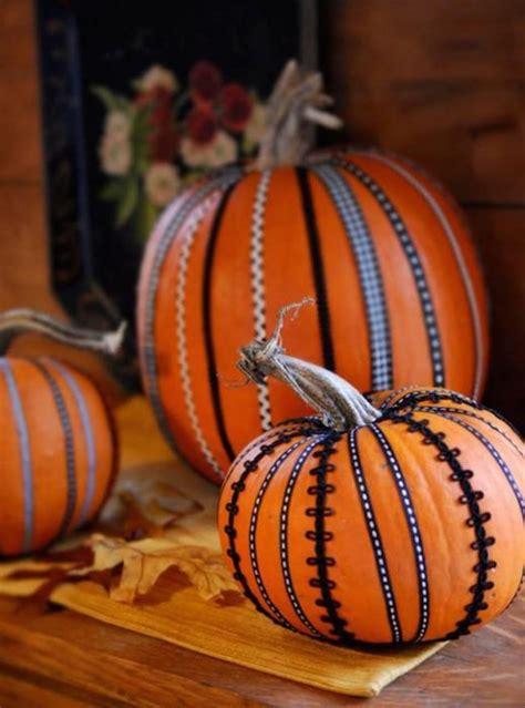 smart easy ways  dress   pumpkins  halloween