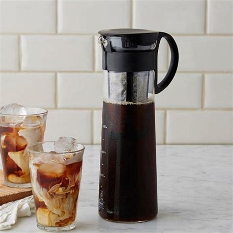 36 coffee cipete, jakarta selatan cafe, coffee and tea. Hario Mizudashi Cold Brew Pot (brown) - Fox Coffee