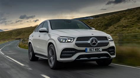 Mercedes GLE Coupe SUV - Engines, drive & performance ...