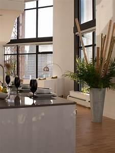 Dekoration Fürs Fenster : originelle bambus dekoration f r fir k che hohe decke und viele fenster homedesign pinterest ~ Pilothousefishingboats.com Haus und Dekorationen