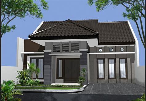 desain rumah minimalis modern  lantai type  terbaru