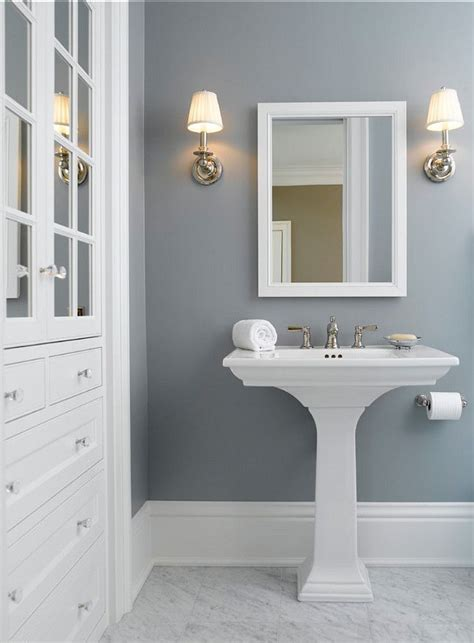mt rainier gray 2129 60 laundry room addition pinterest grey gray bathrooms and benjamin