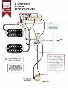Strat Wiring Diagram 5 Way Super Switch