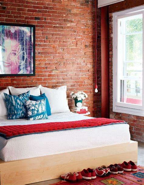 brick wall decoration 69 cool interiors with exposed brick walls digsdigs