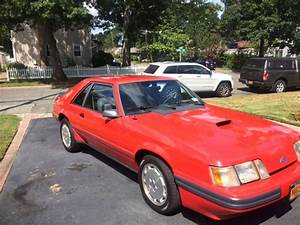 1985 Ford Mustang SVO for Sale | ClassicCars.com | CC-1153151