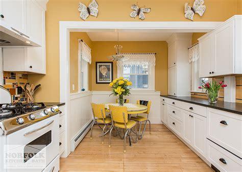 retro style kitchen cabinets manchester 50 s retro style white kitchen 4834