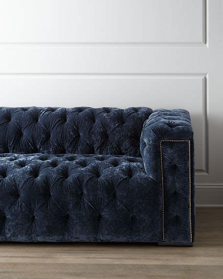 old hickory tannery sofa old hickory tannery beverly tufted sofa