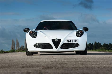 Alfa Romeo Car : Alfa Romeo 4c By Car Magazine
