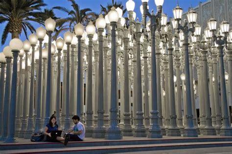 light museum los angeles urban light to reopen soon unframed