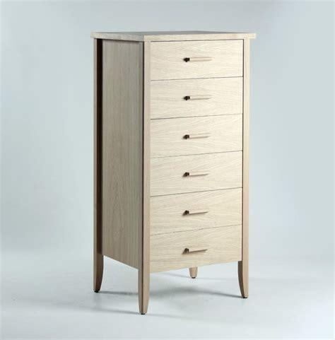 bureaux blanc laqué chiffonnier 6 tiroirs en bois massif brin d 39 ouest