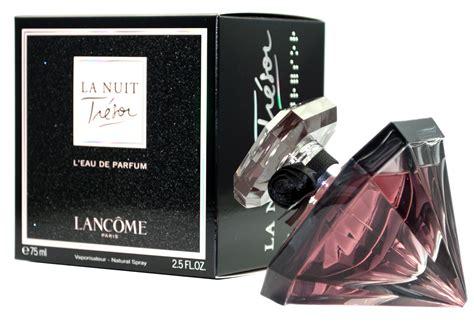 lancome tresor perfume tresor la nuit by lancome