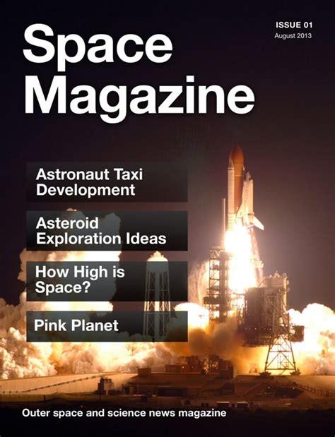 space magazine magazine   digital subscription