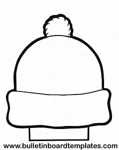 snow hat templates and patterns pinterest With snow hat template