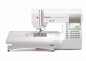 Singer 9960 Quantum Stylist Review  U2022 Erin Says Sew