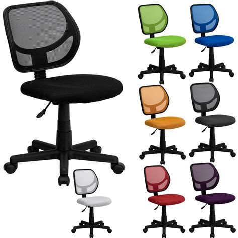 kids swivel desk chair best mid back mesh task desk computer office chair swivel