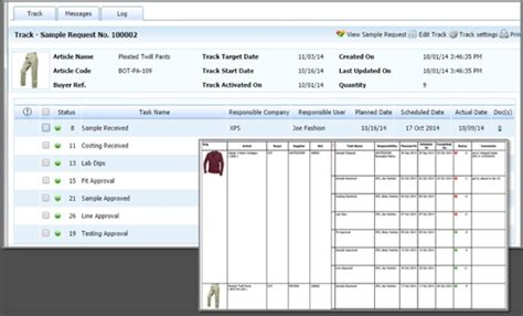 apparel footwear plm software product lifecycle mgmt