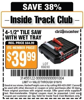 harbor freight tools coupon database free coupons 25