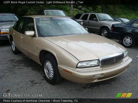 1995 Buick Regal Custom by Light Driftwood Metallic 1995 Buick Regal Custom Sedan