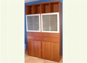 Armoire Bureau Ikea : photo armoire basse de bureau ikea ~ Teatrodelosmanantiales.com Idées de Décoration