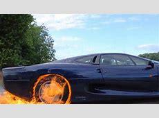 Man hoons hypercar collection Top Gear