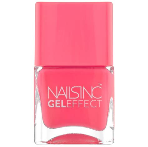 nails  gel effect nail polish ml salons direct
