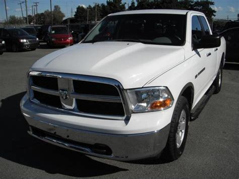 2011 Dodge Ram 1500 Slt Quad Cab Short Box 4wd Outside