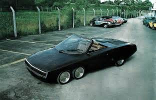 Panther 6 Six (1977) – Old Concept Cars