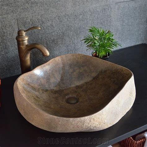 antique stone basinirregular sinknatural stone basin