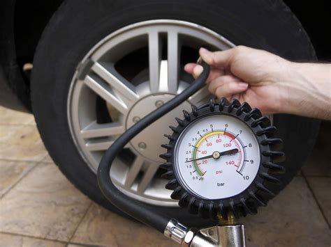 Tyre Maintenance, Checking Pressures And Fixing A Flat Tyre